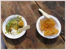 Prix restaurant en Inde séjour 4 semaines