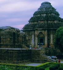 Surya temple in India
