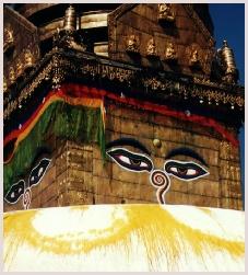 Pashupatinath temple in India Kathmandu Népal Himalaya