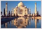 Route vers le Kathmandou Népal, visite de Agra Taj Mahal