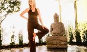 Cours de yoga à Jaipur, voyage en Inde