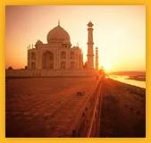 Mausolée Taj Mahal à Agra Uttar Pradesh