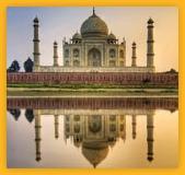 Circuit Inde, visite mausolée Taj Mahal
