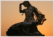 Voyage en Inde, 1 nuit dans le désert du Thar avec dîner et spectacle Rajasthani inclu dans votre circuit en Inde